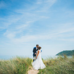 Oxwich Bay Wedding | Stacey & Robert | Swansea, South Wales wedding photography
